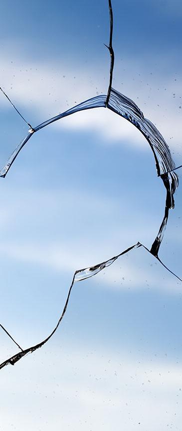 ציפוי זכוכית ומיגון זכוכית